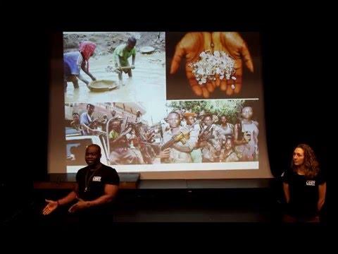 School Presentation - Elgin Park Secondary 2016