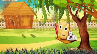 Knoblauch & Chili CG animation für Sunchips