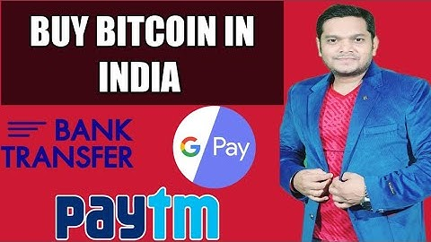 How to buy BITCOIN in INDIA || Just 5 Minutes  ||In Hindi