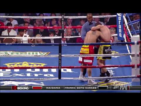 Marcos Maidana Vs Jesus Soto Karass Highlights