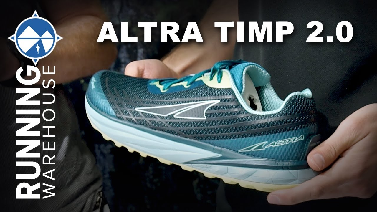 Altra Womens Timp IQ Trail Running Shoes
