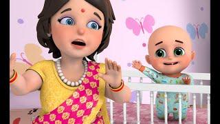 Hush little baby | Wheels on the bus | ABCs 123s | Jugnu kids Nursery Rhymes & Baby Songs