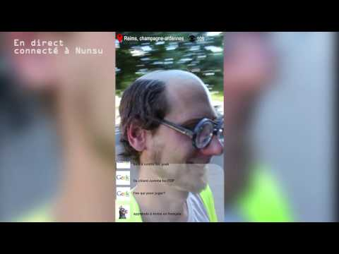 Youtube: Geek 2.0: clip rap de Nunsuko 2016