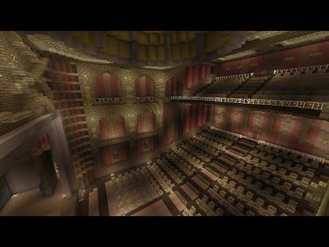 Minecraft Xbox - The Orion Theatre - Play House