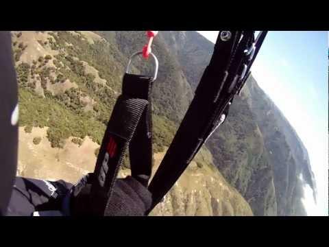 Paragliding Big Sur with SBSA