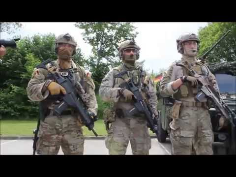 German Special Forces- I Am Machine//Facit Omnia Voluntas (HD/3D)
