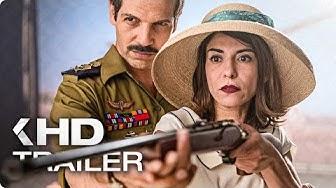 TEL AVIV ON FIRE Trailer German Deutsch (2019) Exklusiv