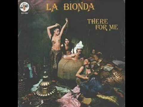 Клип LA BIONDA - There For Me