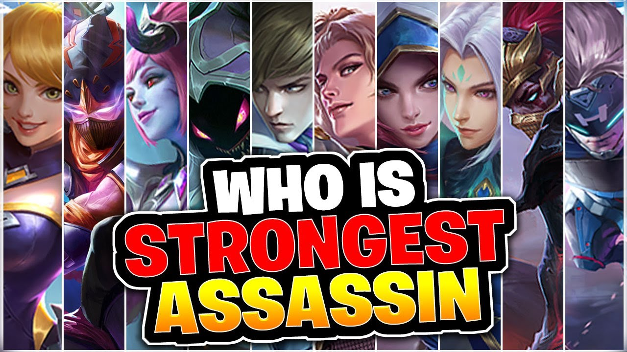 Top 11 Assassin Burst Damage Comparison | Mobile Legends