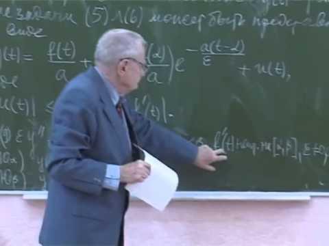 Лекция 6: Линейные дифференциальные уравнения N-го порядка с постоянными коэффициентами