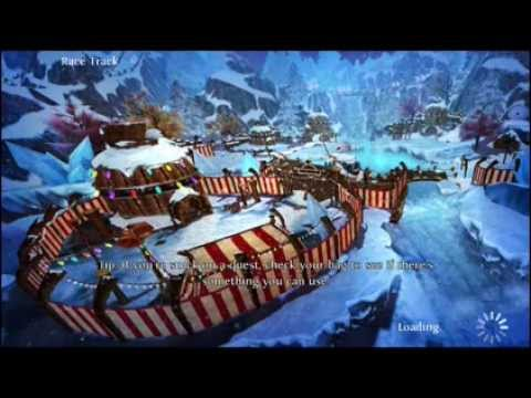 Order & Chaos Online Crismas Amusement Park Part 3