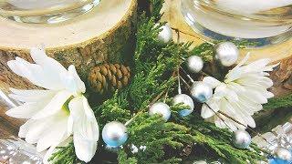 Wonderful Winter Wedding Centerpieces