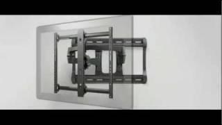 Sanus HDpro Full Motion TV Wall Arm Mount for 42