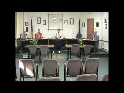 Rouses Point Village Board Meeting  7-5-16