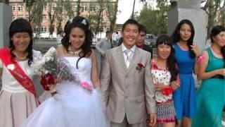 Свадьба в Аскизе-Хакасия.видео Тимур Топоев