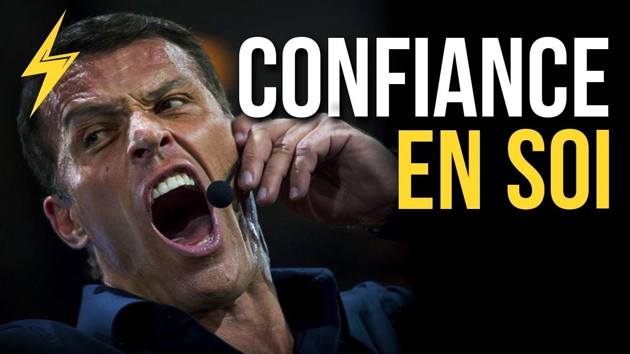 COMMENT AVOIR CONFIANCE EN SOI ? TONY ROBBINS (MOTIVATION)