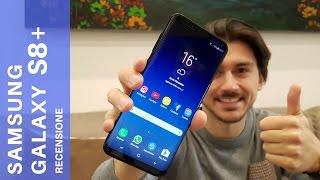 Samsung Galaxy S8 Plus recensione (S8+)