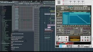 Deadmau5 Style Progressive Trance? - FL Studio / REASON - 128 Bpm - [05/26/2017]