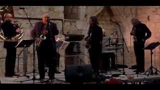 Jazzmagnac invite Daniel HUCK