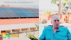 Henderson NV Solar Panel Installation Testimonial - Go Solar