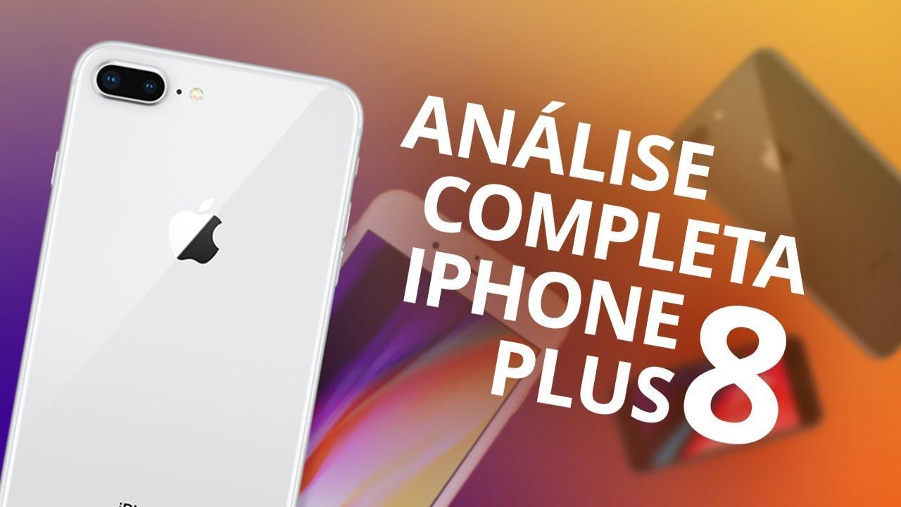 8355336ea88 iPhone 8 Plus: a dois passos do paraíso [Análise / Review] - Vídeos -  Canaltech