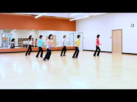 Tired - Line Dance (Dance & Teach)