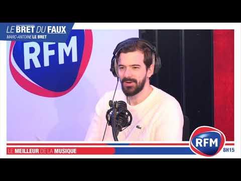 Le Bret Du Faux sur RFM  JEUDI 27 FEVRIER