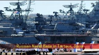 Breaking Bible Prophecy unfolding Russia Permanent Nuclear Naval Base Syria January 15 2018