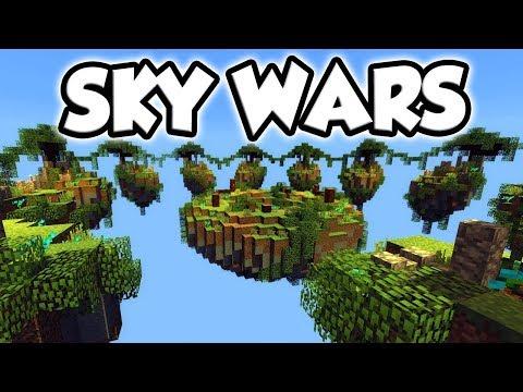 winning games of skywars on hypixel