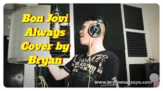 Bon Jovi - Always cover by Bryan Magsayo #alwayscover