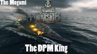 World of Warships - The Mogami - DPM King