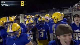 FPD Vikings vs. Tattnall Trojans Football - LIVE - 11/1/2019