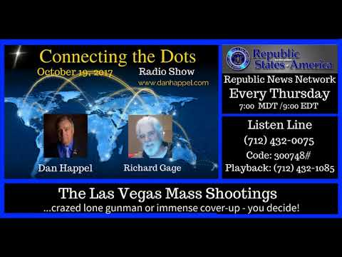 The Las Vegas Mass Shootings - Do The Facts Add UP?