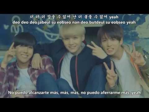 BTS - Dead leaves (Sub español - Hangul - Roma)