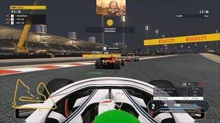 F1 2018 Career Mode Season 1 - Sakhir Qualifying And Race - PC 1080P60 HD