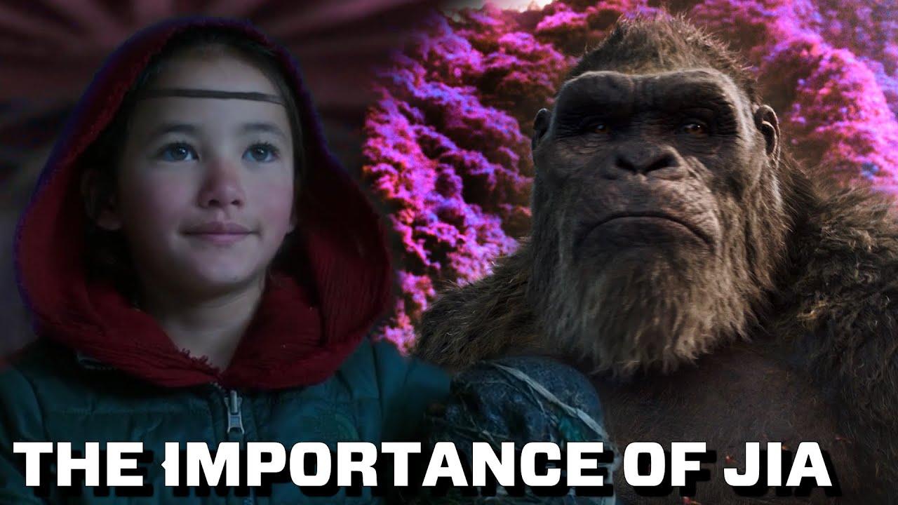 The Importance Of Jia - Godzilla Vs Kong