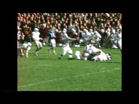 College Football - KINGS POINT vs UNION (October 5, 1968) MPEG 2 High Definition 1920 x 1080p
