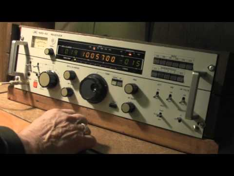 JRC NRD-93 General Coverage Receiver