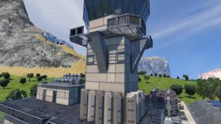 Industrial Compound - Space Engineers