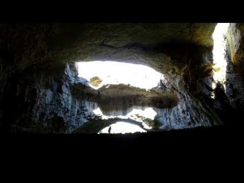 Bulgaria, Devetashka cave and krushuna waterfalls