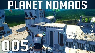 PLANET NOMADS [005] [Jetpack & Exploration Suite Upgrade] [S02] Let's Play Gameplay Deutsch German thumbnail