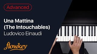 Una Mattina (The Intouchables) – Ludovico Einaudi (Piano Cover)