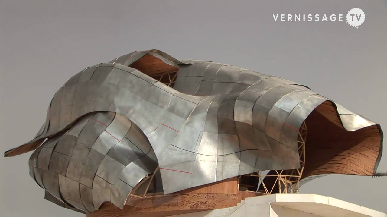 Frank O Gehry Since 1997 At Vitra Design Museum Youtube