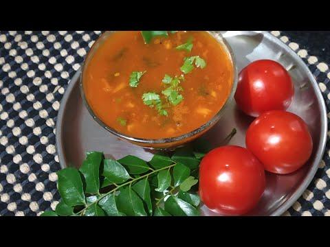 р▓Тр▓ор│Нр▓ор│Ж р▓И р▓░р│Ар▓др▓┐ р▓Яр│Кр▓ор│Жр▓Яр│К р▓╕р▓╛р▓Вр▓мр▓╛р▓░р│Н р▓ор▓╛р▓бр│Нр▓Хр│Кр▓Вр▓бр│Б р▓ир│Лр▓бр▓┐ | Tomato Sambar Recipe In Kannada | Tomato Rasam