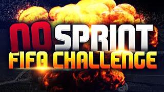 FIFA 15 | EPIC NO SPRINT CHALLENGE! Thumbnail