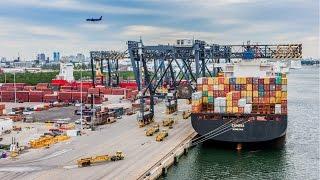 Portekiz Limanlarında 2017 Yılında İstiflenen Kargo Miktarı 40 Milyon Tonu İlk Kez Geçti