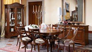 Итальянская гостиная Puccini Ciliegio (вишня) фабрики CLAUDIO SAONCELLA(, 2015-07-28T21:54:02.000Z)