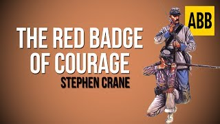 different forms of symbolism in the red badge of courage by stephen crane Quizlet provides stephen crane activities  critics hailed 'the red badge of courage''s _____ so symbols of royal authority.
