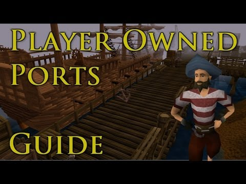 RSMini: Player Owned Ports Guide