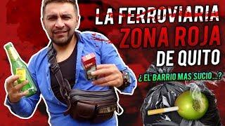🔴 BARRIO PELIGROSO DE #QUITO, DROGAS 🚬PELEAS🔪 BASURA 🤢BORRACHOS🥵    #TENDENCIAS